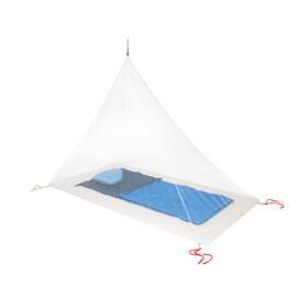 Cocoon Mosquito Travel Net - Accesorios para tienda de campaña - Ultralight Single blanco/transparente